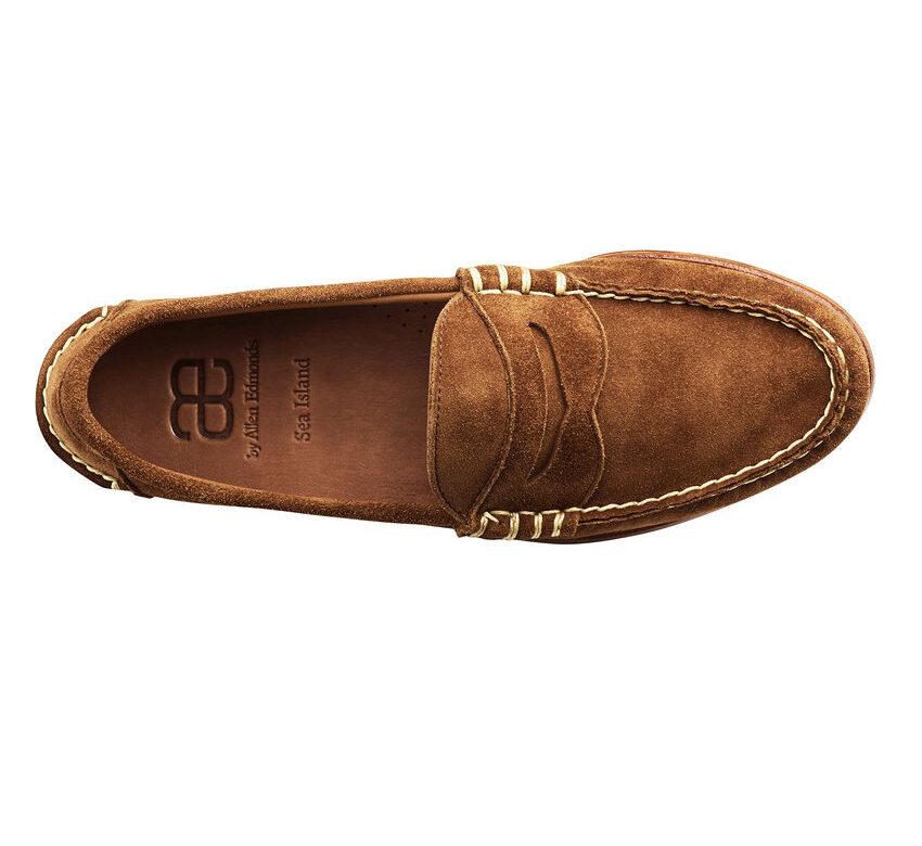 dc3e72f8d25 Allen Edmonds Sea Island Penny Loafer – Menswear Musings