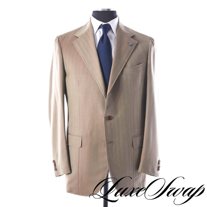 Menswear Musings Recommends Eidos Solaro Suit